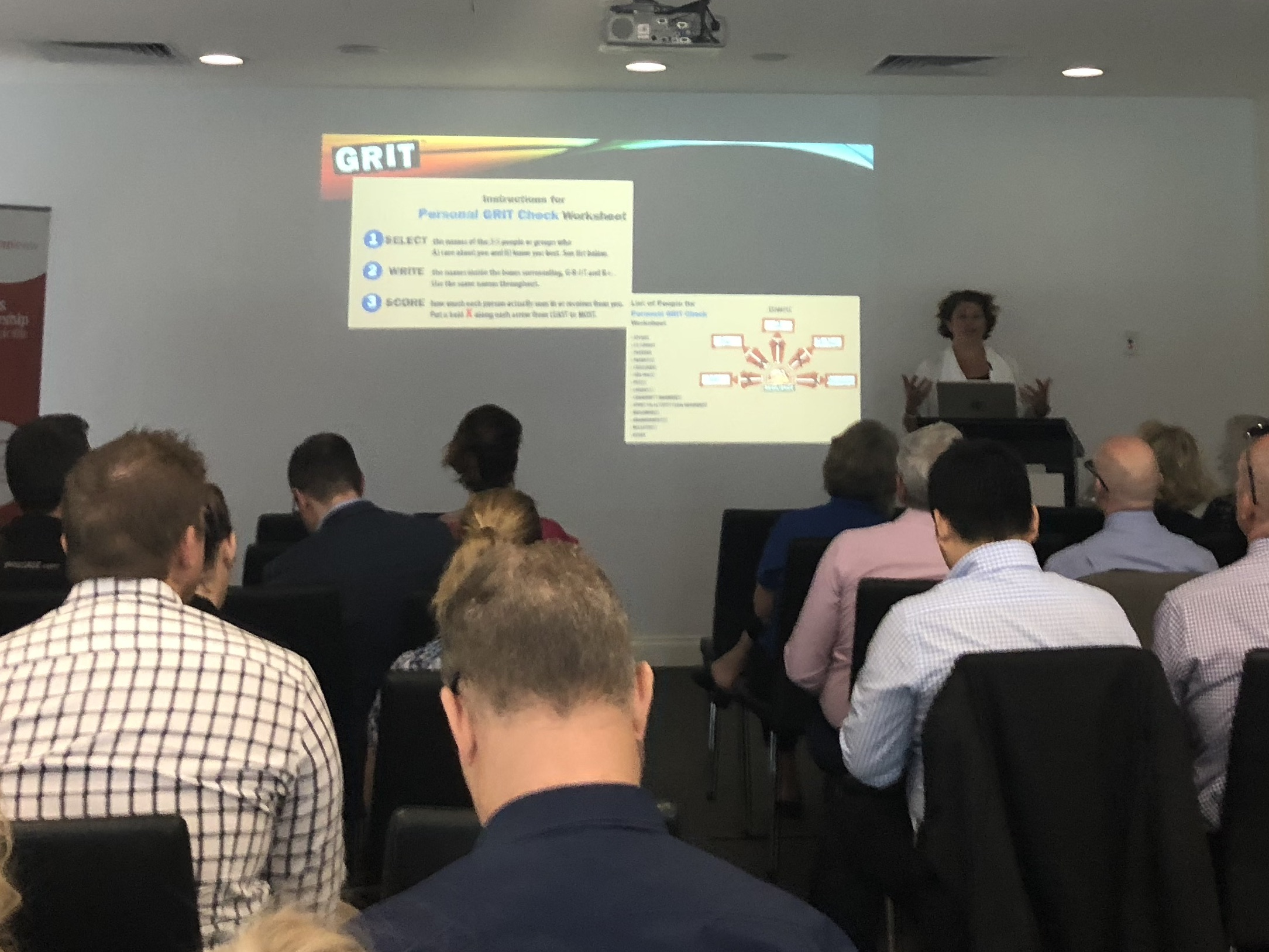 AQ, EQ & GRIT Training with Brand South Australia