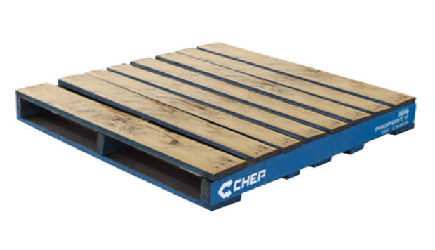 Pallets, CHEP/Loscam/Plain and why that matters in storage